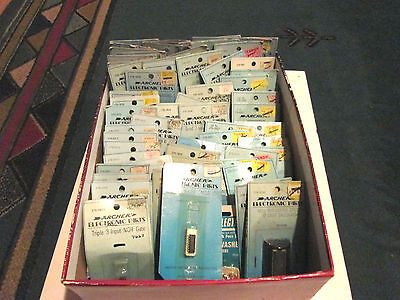 Job Lot Of Archer Electronic Components 73 Pieces