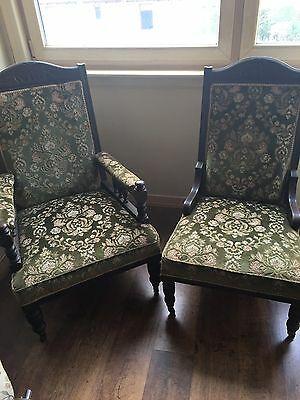 Antique Chairs Seats
