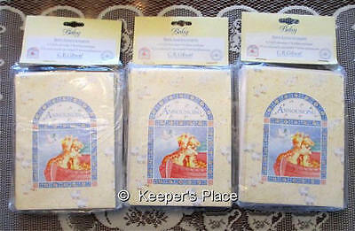 45 Noah's Ark Boy Girl Baby Birth Announcements By CR Gibson New In Package
