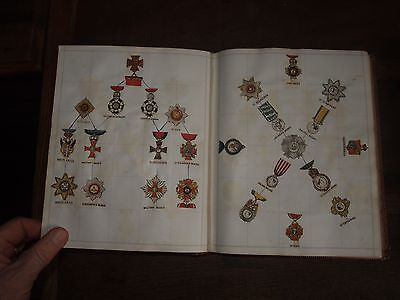 1850 Book Of Crests And Monograms