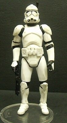 Star Wars ROTS Clone Trooper Super Articulated Figure III-41 Revenge of the Sith