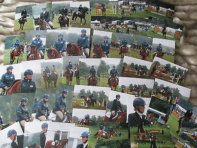 Zara Phillips Bramham Horse Show 2014 Unseen Collection Of Photographs