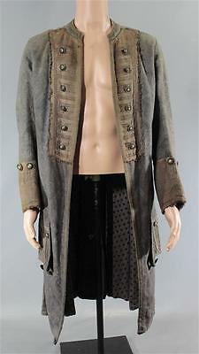 Black Sails Rackham Toby Schmitz Screen Worn Coat Ep 210