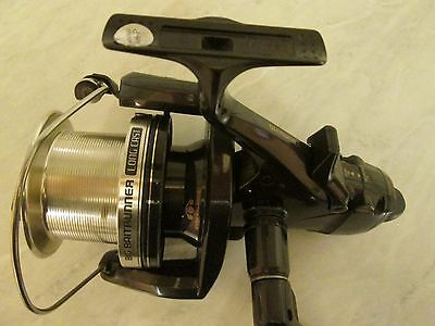 Shimano Big Baitrunner Long Cast Reel In Mint Condition ( Free P&p )