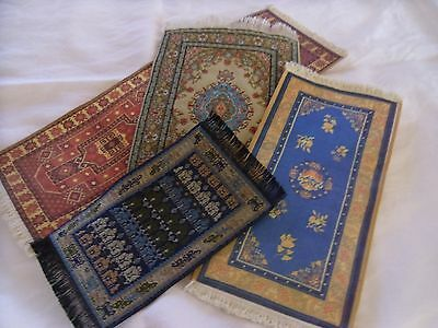 Deluxe 1/12Th Scale Dolls House Rugs