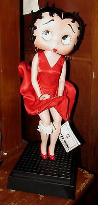 "Betty Boop 17"" Porcelain Doll - Toast of the Town Danbury Mint - Marilyn Monroe"