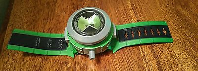 Bandai Ben 10 2008 Ultimate Omnitrix With Sounds/lights