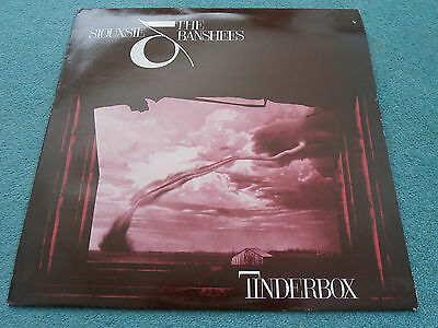 Siouxsie & The Banshees Tinderbox Vinyl Lp Cities In Dust Goth Creatures Shelp3