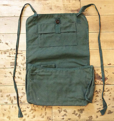 FRENCH WW2 MILITARIA 1940s SOLDIER ARMY FIELD MEDIC POUCH BAG - RARE VINTAGE-NEW