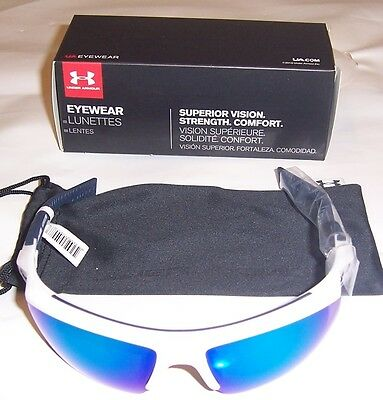 Under Armour Core 2.0 Shiny White UA8600082-10461 Sunglasses