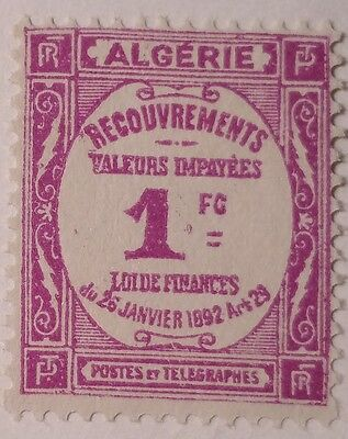 Algeria Scott#j-16  Used Stamp...worldwide Stamp