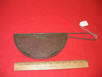 Best Food Strainer Patented July 13, 1920 Kitchen Pan Strainer