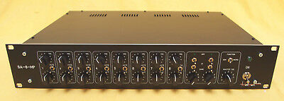 Neumann 16 Channel Vintage Summing Amp / Mixer V475-2 AND 2 Channel Micpre !