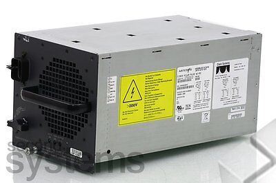 Cisco 2500 Watt Power supply Catalyst 6000 6500 Switch WS-CAC-2500W V01