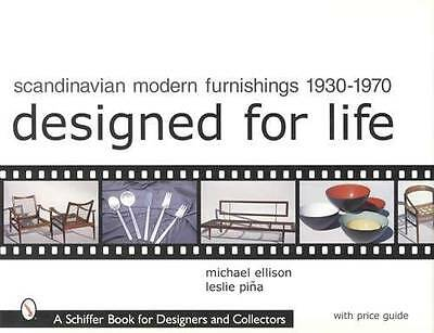Scandinavian Modern Furnishings 1930-1970 Reference inc Price Designers Examples