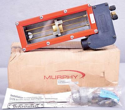FW Murphy L129CK1 Above Ground L129 Series Lube Level Swichage FREE SHIPPING