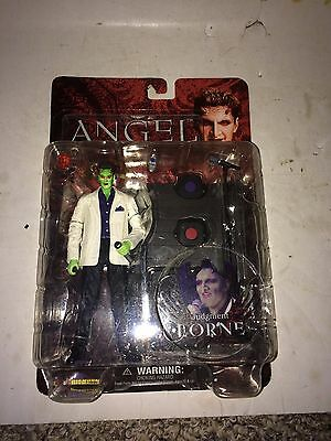 5 MOC Mint On Card Buffy The Vampire Slayer Angel Action Figures,Diamond