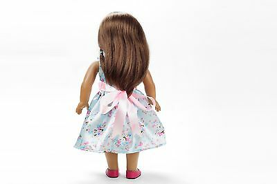 2017 gift Handmade lovely dress clothes for 18 inch American Girl Doll b36