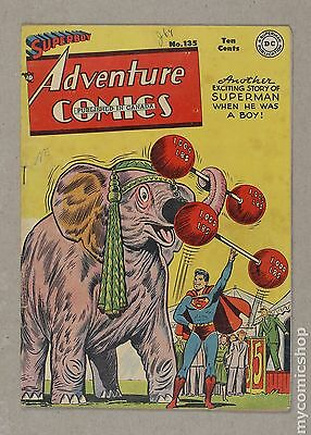 Adventure Comics (1938 1st Series) Canadian Edition #135 VG 4.0