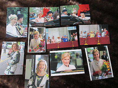 TRH The Earl & Countess of Wessex  UNSEEN PHOTOGRAPHS Taken by Seller