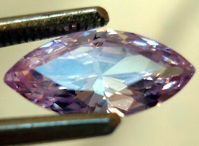 TOP FI AMETHYST 2,5ct. LILA MARQUISE LUPENREIN