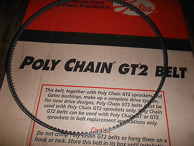 Gates Poly Chain GT Synchronous Belt 8MGT-1200-12 9275-0150