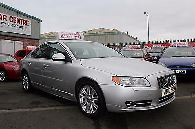 Volvo S80 2.0D D3 Geartronic 2011MY SE
