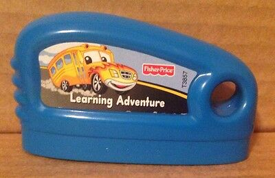 Fisher Price Smart Cycle Game Cartridge Learning Adventure