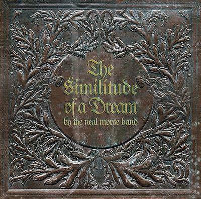 Neal Morse - The Similitude Of A Dream - 3Lp Black Vinyl + 2Cd New Sealed 2016