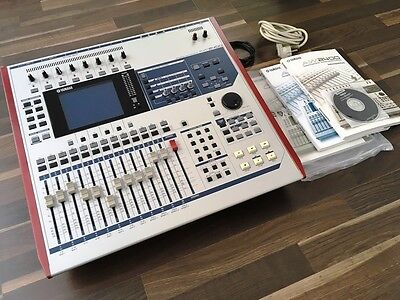 YAMAHA AW 2400 CD Limited Edition Recording System Multitrack Recorder Roland HD