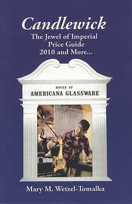 Candlewick Imperial Glass Collectors Price Guide