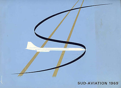 Sud Aviation 1969 catalogue