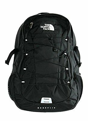 The North Face Unisex Classic Borealis Backpack TNF Black New