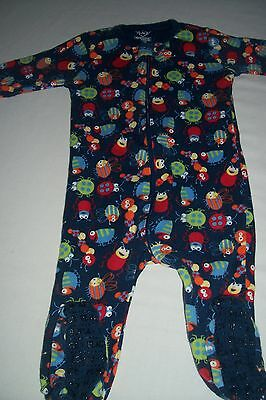 Place...Boys...6/9 Months...1Piece,,footed...Lighter weight pajamas...Nice