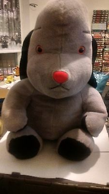 Sweep The Dog From Sooty And Sweep Large 58 Cm Plush Soft Toy And Sweep Puppet
