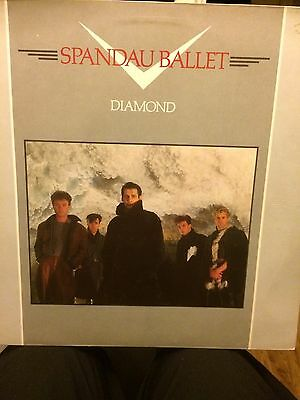 Spandau Ballet Diamond Vynl Lp