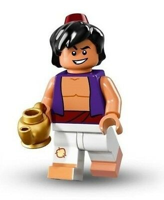 LEGO DISNEY ALADDIN collectible minifigures 71012 series NEW figure toy
