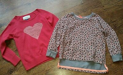 Girls next / river island  jumpers  5 Years