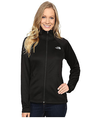 New Women's The North Face Ladies Agave Coat Jacket Black 2XL