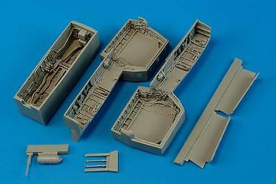 AIRES 2182 Wheel Bay for Trumpeter® Kit F-14 Tomcat in 1:32