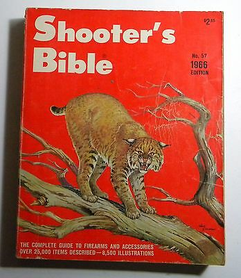 1966 Shooters Bible No. 57 Stoeger Arms Corporation