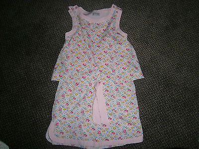 "Pretty ""next"" Age 9 Girls Sleeveless All In One Playsuit"