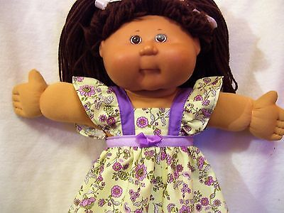 Cabbage Patch doll clothes,Pinafore set,fits 16inch-18inch Baby Dolls