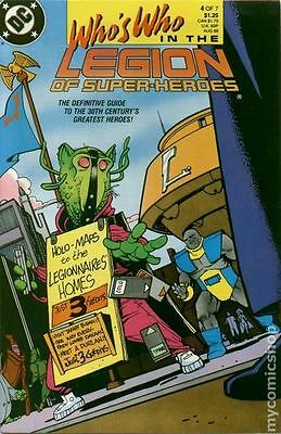 Who's Who in the Legion of Super-Heroes (1988) #4 VF