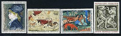 1968 France Paintings  (MNH)