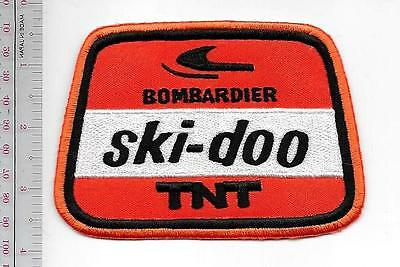 Snowmobile Bombardier Ski-Doo TNT Snowmobile 1970 Sled Valcourt, Quebec, Canada