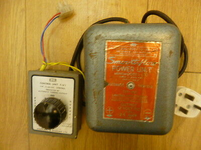 Hammant & Morgan  Dc Power Controller And 12V Smoothflow Power Unit