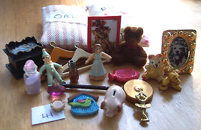 21  Items   Dolls House Accessories Lot 41