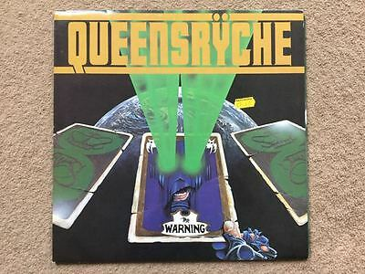 Queensryche - The Warning LP 1984 EJ2402201
