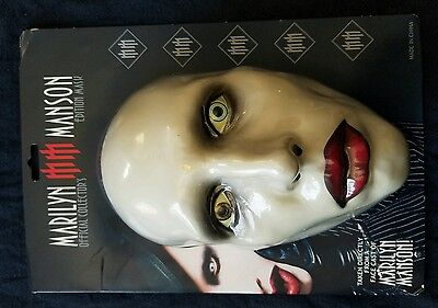 Marilyn Manson Face Casted Mask 2004